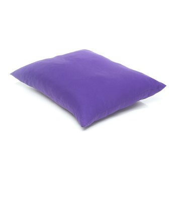 Purple Passion Bright Microfiber Pillow