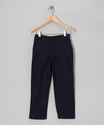 Navy Pants - Boys