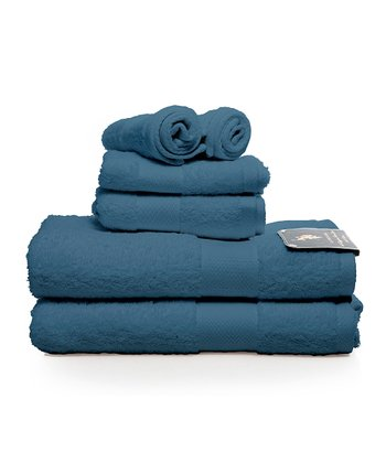 Spa Blue Towel