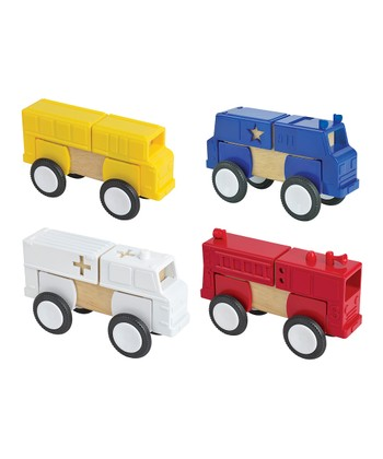 Community Vehicle Block Mates Set