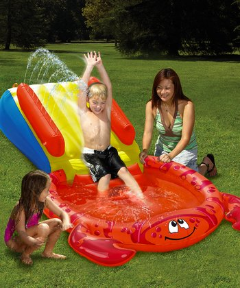 Crab Slide Pool