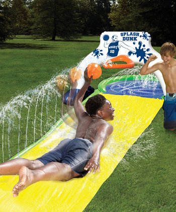 Splash Dunk Slip 'N Slide