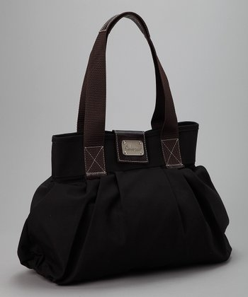 Licorice Samantha Diaper Tote