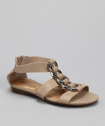 Bumper Light Taupe Lory-27 Sandal