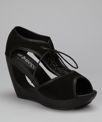 Black Padme Wedge