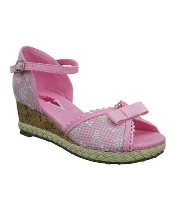 Pink Brooklee Sandal
