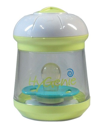 Green Portable Sanitizer