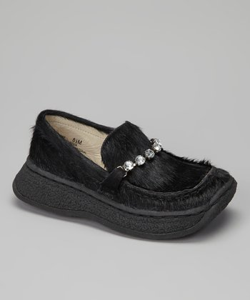 Black Sasha Loafer