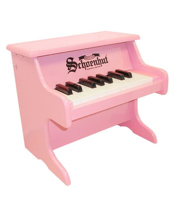Pink 18-Key My First Piano