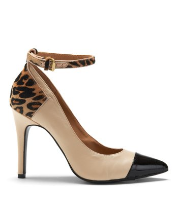 Blush Leopard Eryn Pump