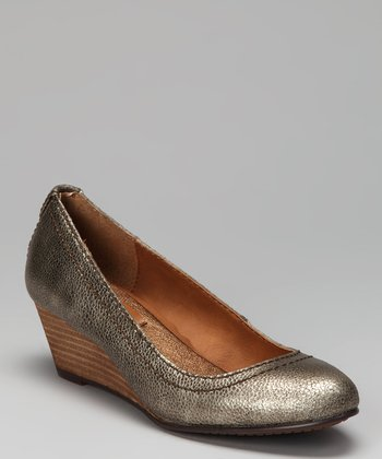 Platinum Jayleen Wedge