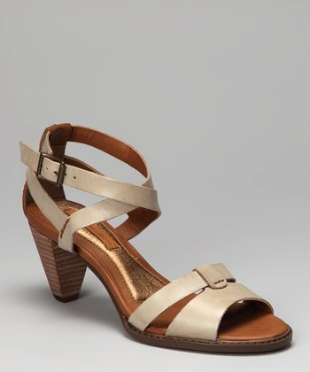 Light Gray Lailie Sandal
