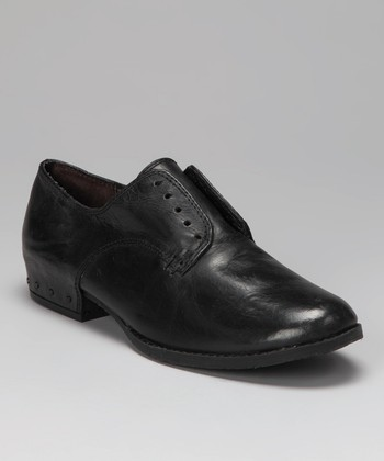 Black Romie Oxford