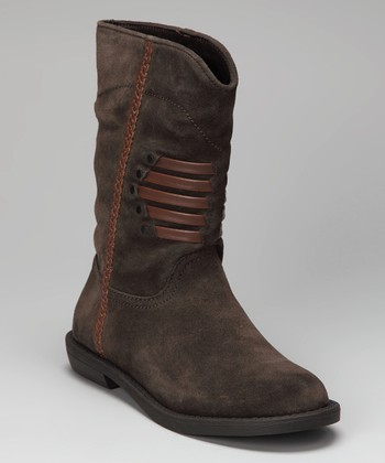 Brown Kourtney Boot