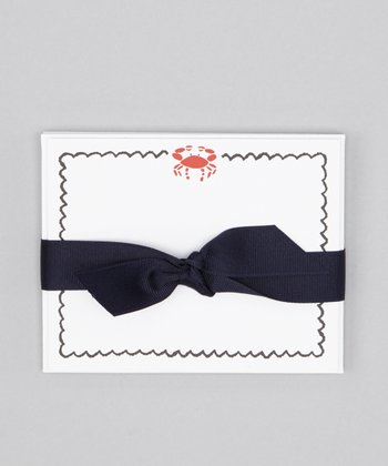 Crab Note Card Set