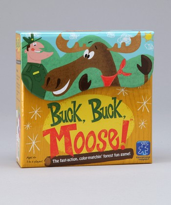 Buck, Buck, Moose! Game