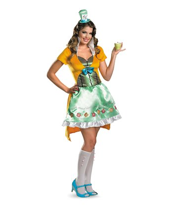 Mad Hatter Dress-Up Set - Women