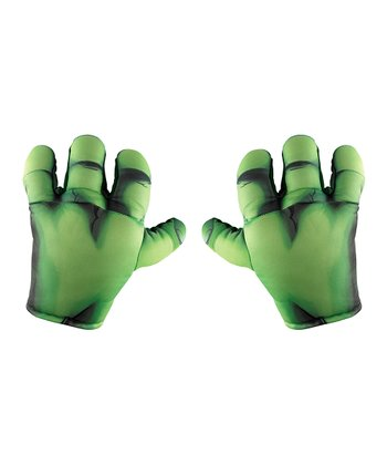 Green Hulk Gloves