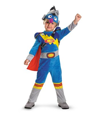 Blue Grover 2.0 Dress-Up Set - Kids