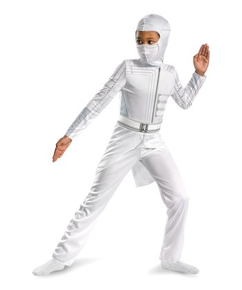 White Storm Shadow Classic Dress-Up Set - Boys