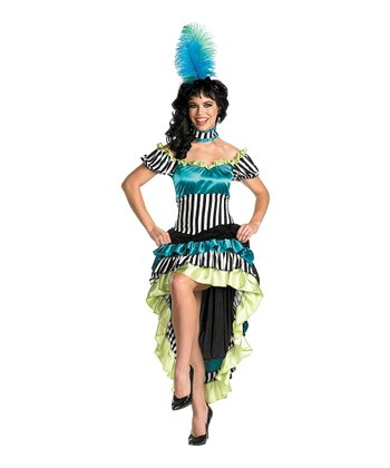 Can-Can Cutie Dress-Up Set - Women