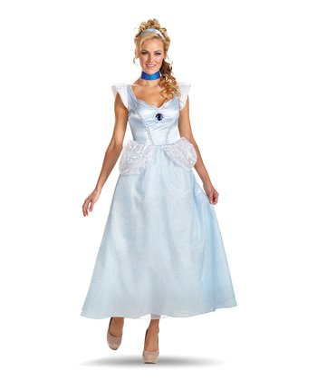 Cinderella Deluxe Dress-Up Set - Women