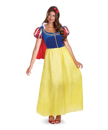 Snow White Deluxe Dress-Up Set - Women