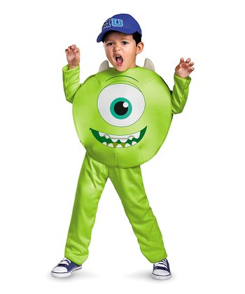 Green Mike Classic Dress-Up Set - Toddler & Boys