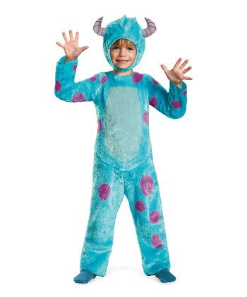 Blue Sulley Deluxe Dress-Up Set - Toddler & Kids