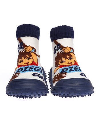 Blue Diego Gripper Shoe