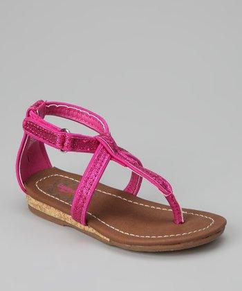 Pink Tabitha Sandal