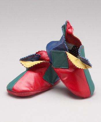 Bright Pixie Leather Shoe