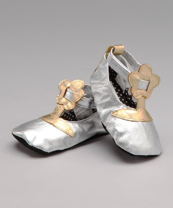 Party Girl Leather Shoe - Infant