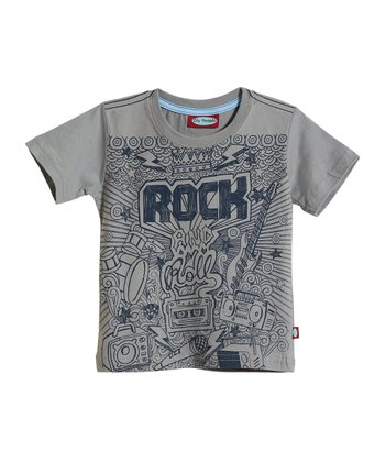 Road 'Rock' Tee - Infant, Toddler & Kids