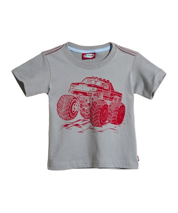 Road Monster Truck Tee - Infant & Kids