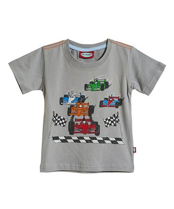 Road Race Cars Tee - Infant, Toddler & Kids