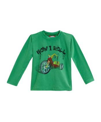 Elf 'How I Roll' Tee - Infant, Toddler & Kids