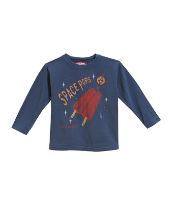 Midnight 'Space Pops' Tee - Infant