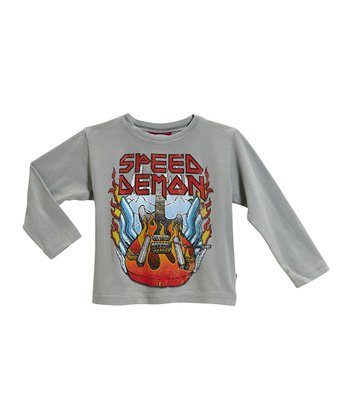 Road 'Speed Demon' Tee - Infant & Toddler