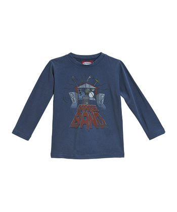 Midnight Garage Band Tee - Infant & Toddler