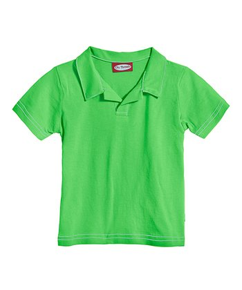 Caterpillar Soft Jersey Polo - Infant, Toddler & Boys