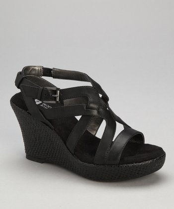 Black Okay Espadrille