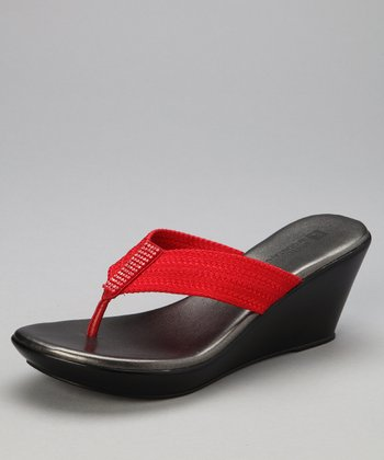 Red Ray Sandal