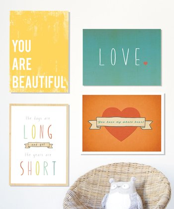 Love Collection Print Set