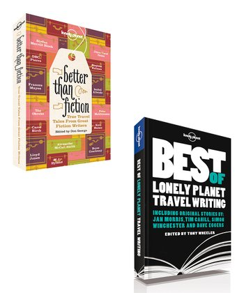 Travel Writing Paperbacks