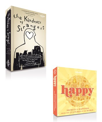 The Kindness of Strangers & Happy Paperbacks
