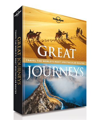 Great Journeys Hardcover