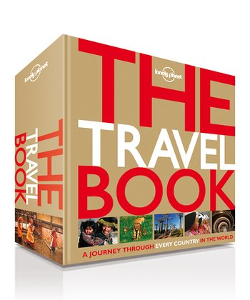 The Travel Book Mini Edition Hardcover