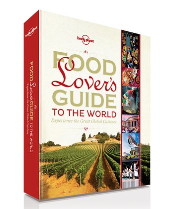 Food Lover's Guide to the World Hardcover