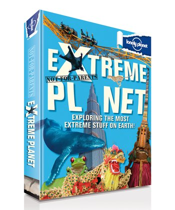 Not For Parents Extreme Planet Hardcover